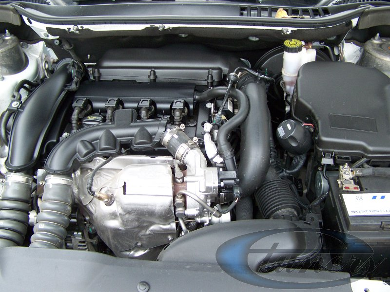 CITROEN 5 engine