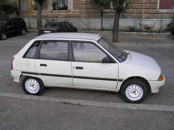 CITROEN AX 1.0 brown