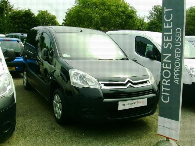 CITROEN BERLINGO 1.6 black