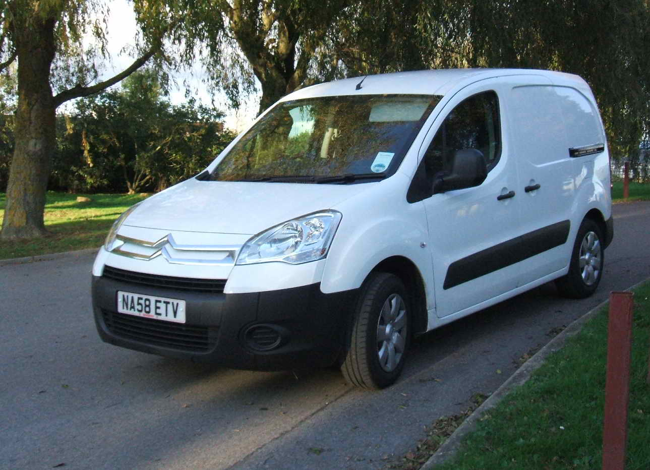 CITROEN BERLINGO 1.6 engine