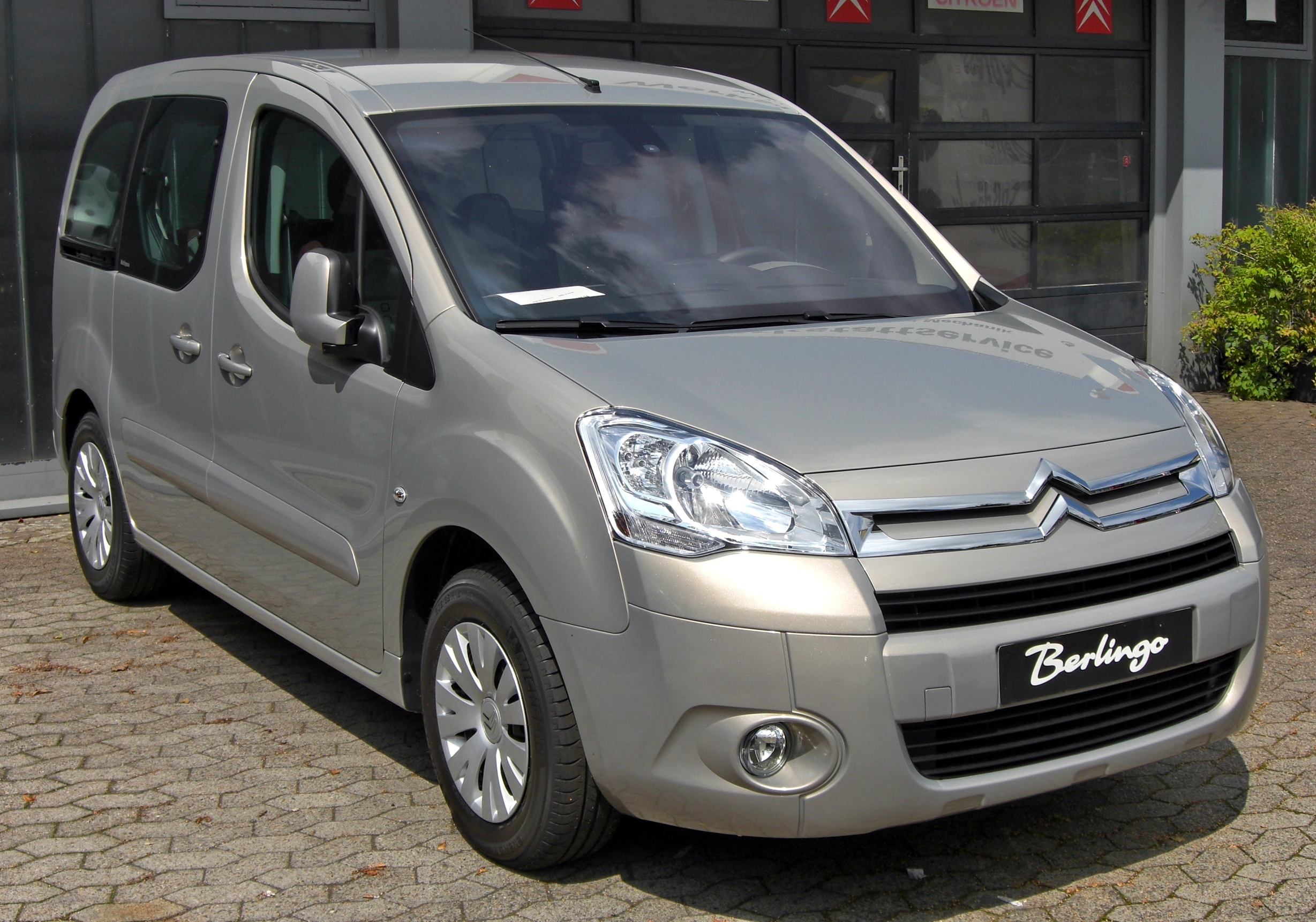 citroen wallpaper (Citroen Berlingo Multispace)