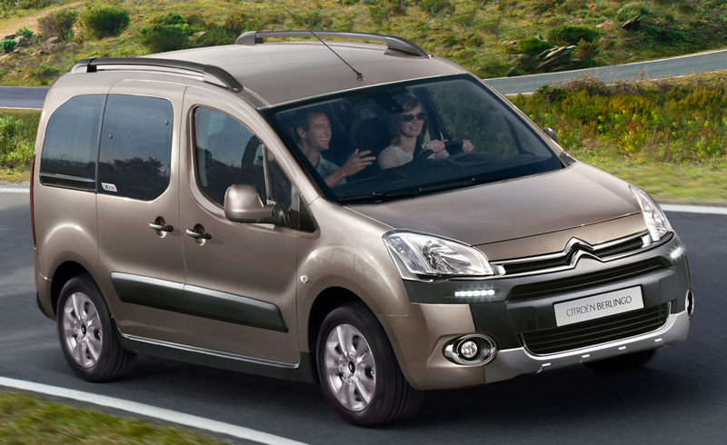 CITROEN BERLINGO MULTISPACE engine