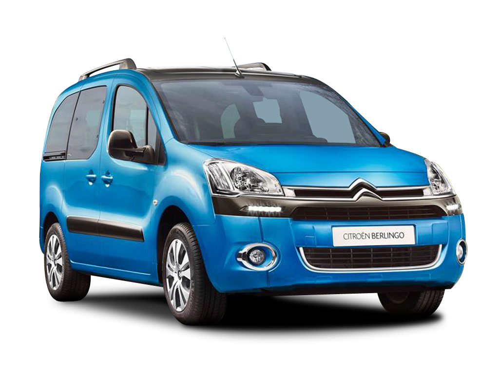 CITROEN BERLINGO MULTISPACE green