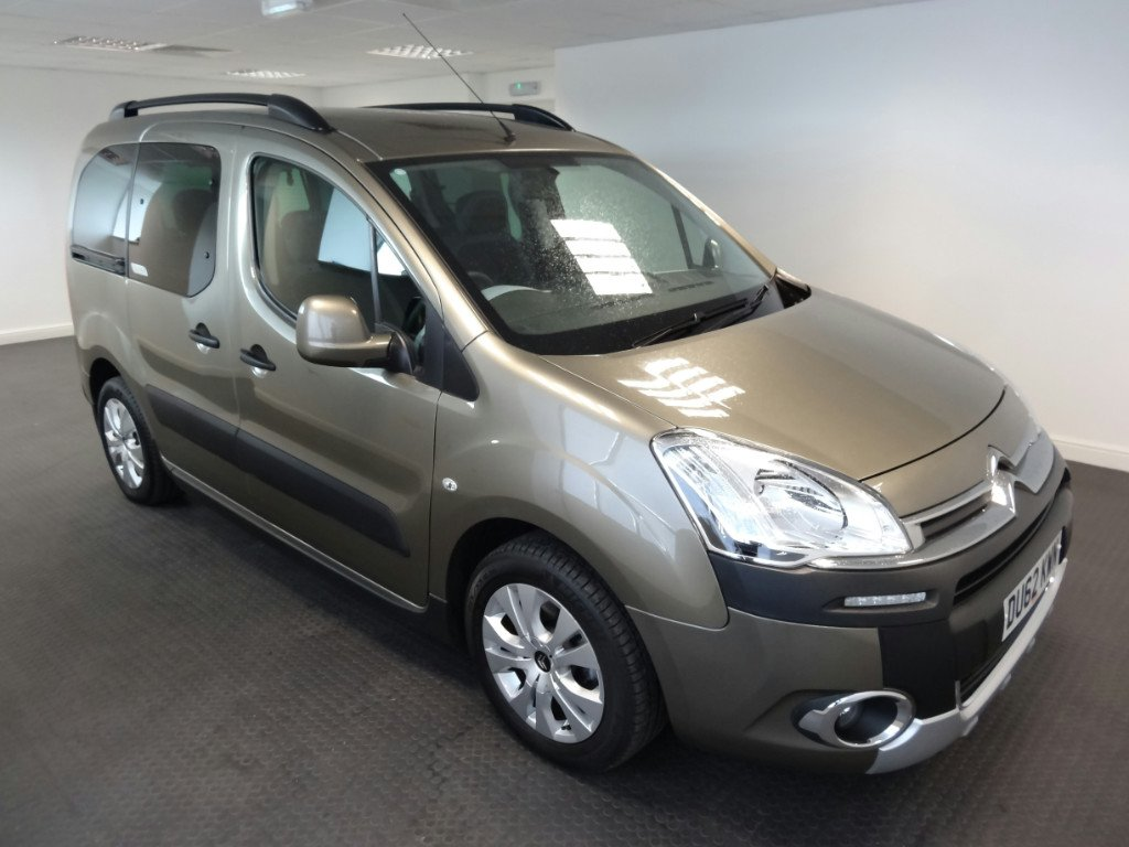 CITROEN BERLINGO brown