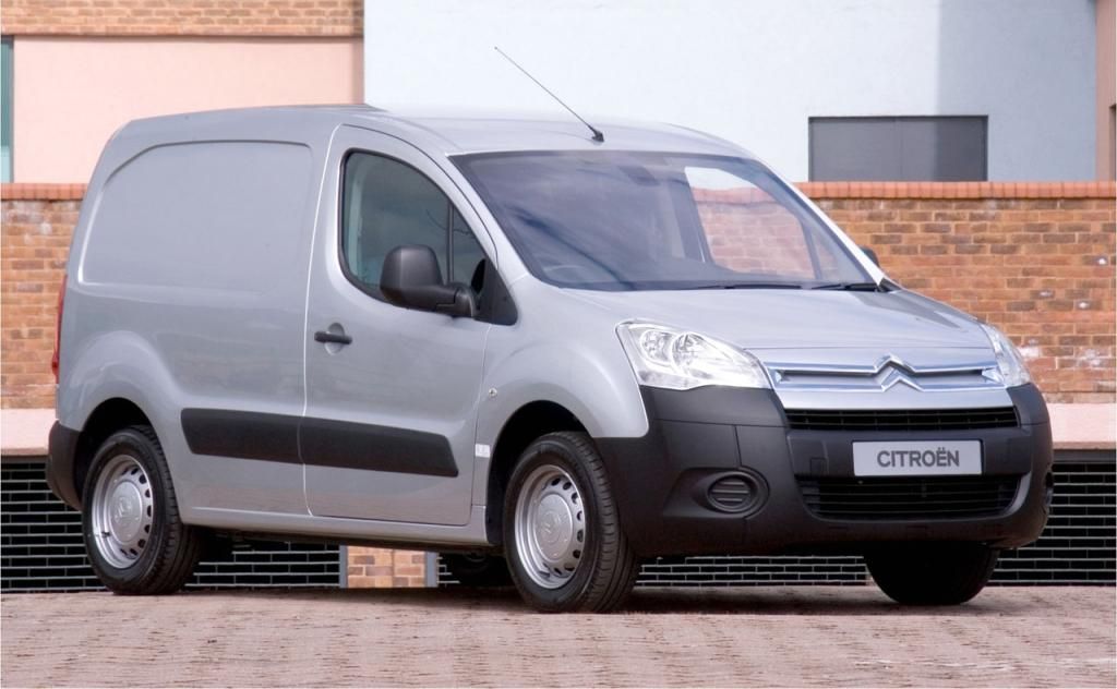 CITROEN BERLINGO silver