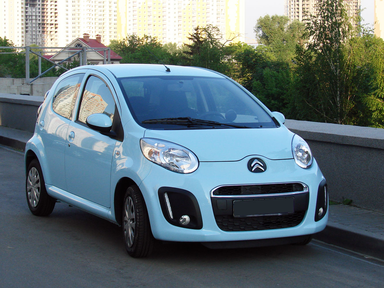 citroen wallpaper (Citroen C1)
