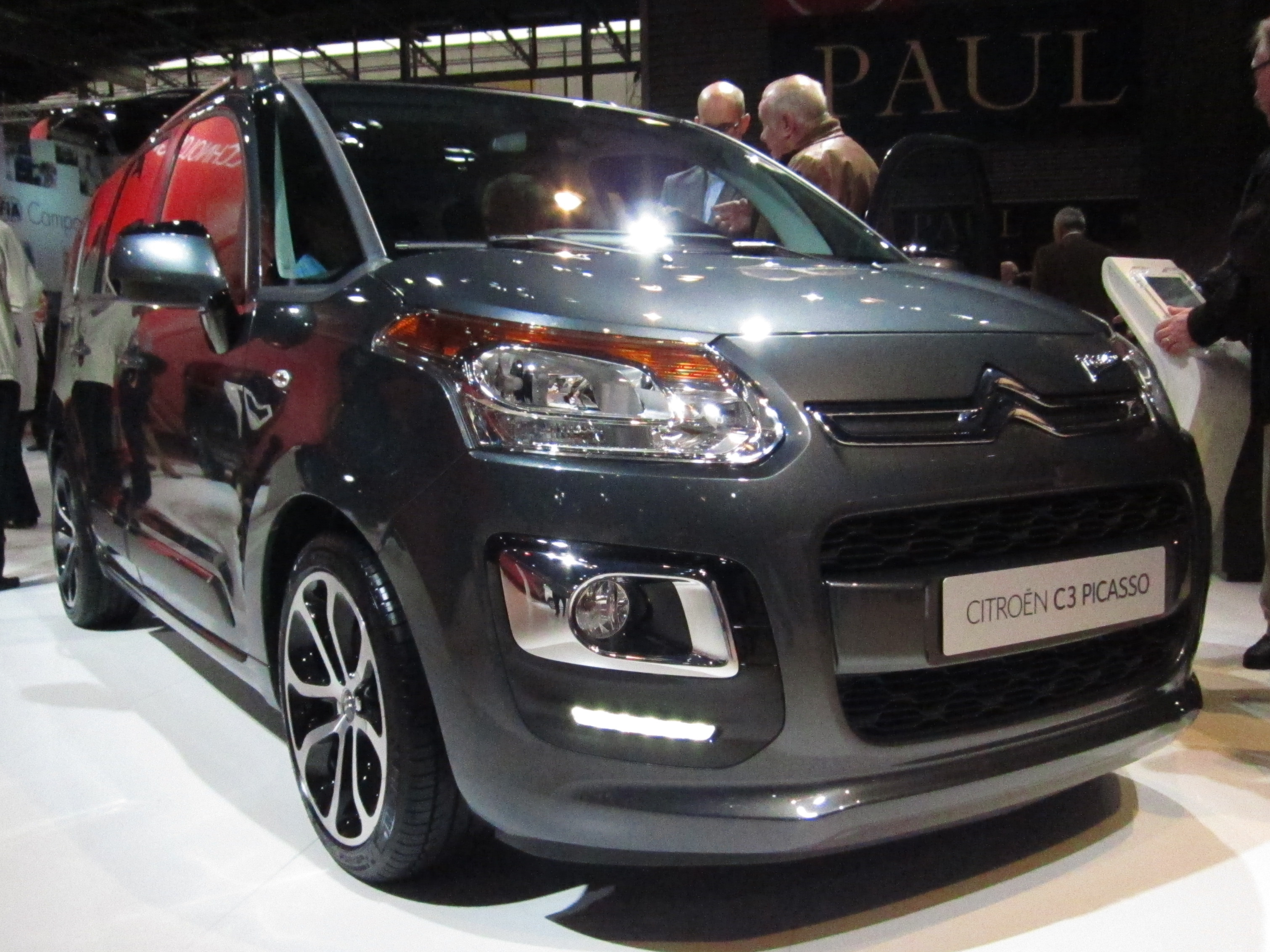 citroen wallpaper (Citroen C3 Picasso)