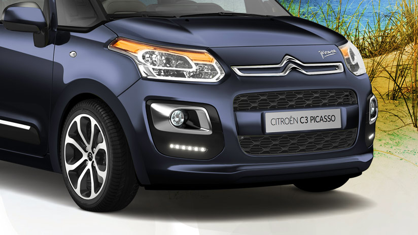 CITROEN C3 PICASSO engine