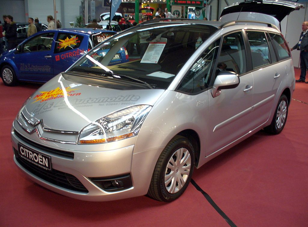 citroen wallpaper (Citroen C4 Picasso)