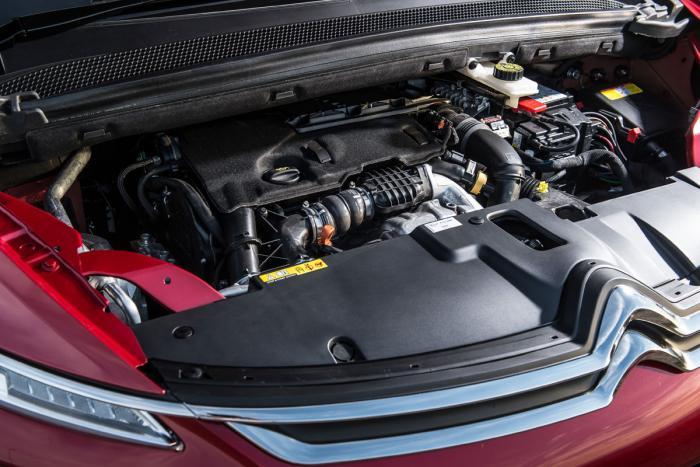 CITROEN C4 PICASSO engine