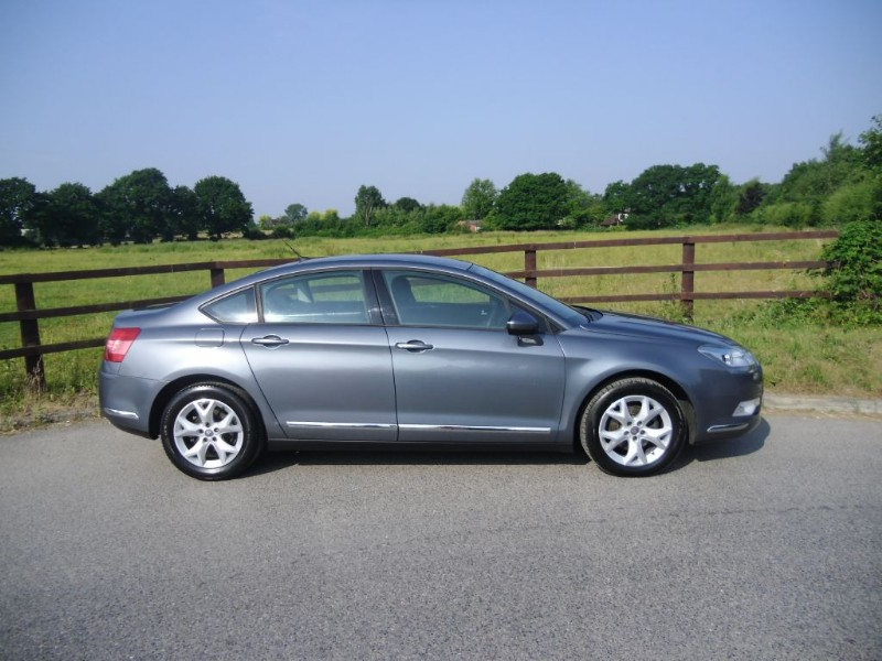 CITROEN C5 brown