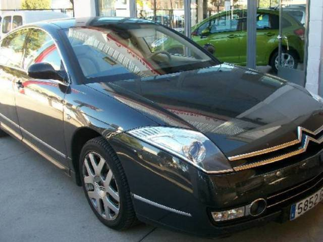 CITROEN C6 2.2 brown