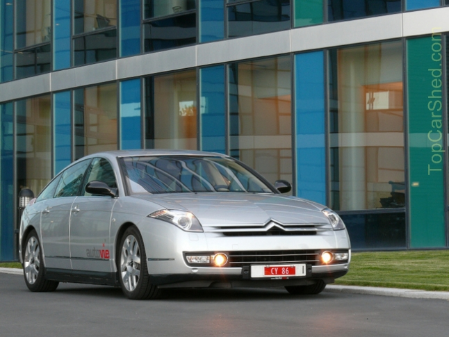 CITROEN C6 2.2 engine
