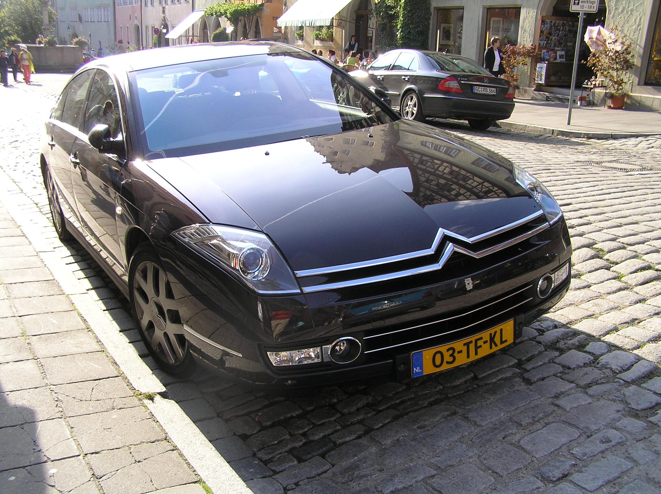 CITROEN C6 black