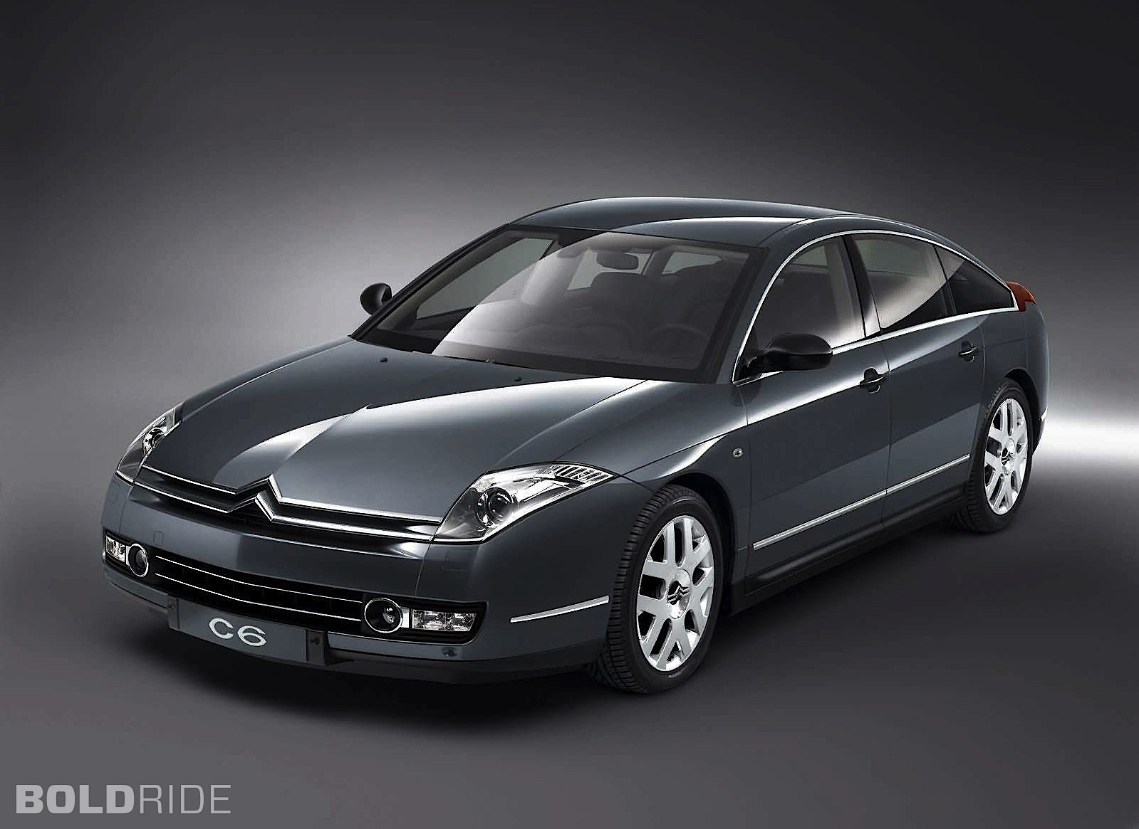 CITROEN C6 brown