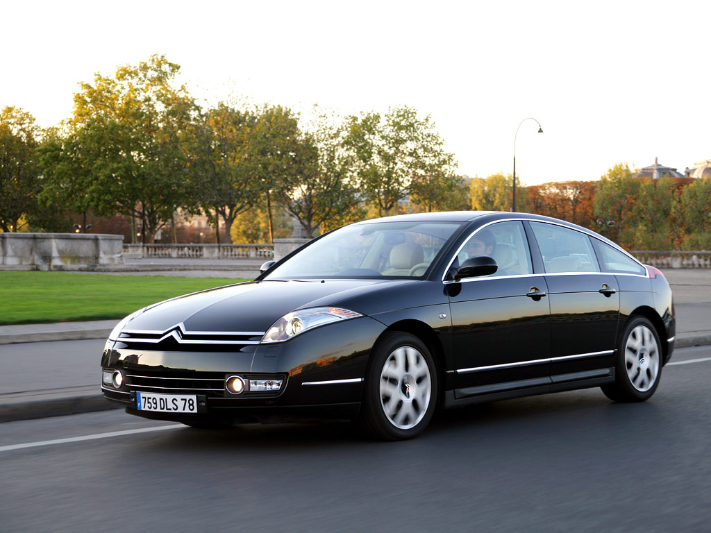 citroen c6 review and photos. Black Bedroom Furniture Sets. Home Design Ideas