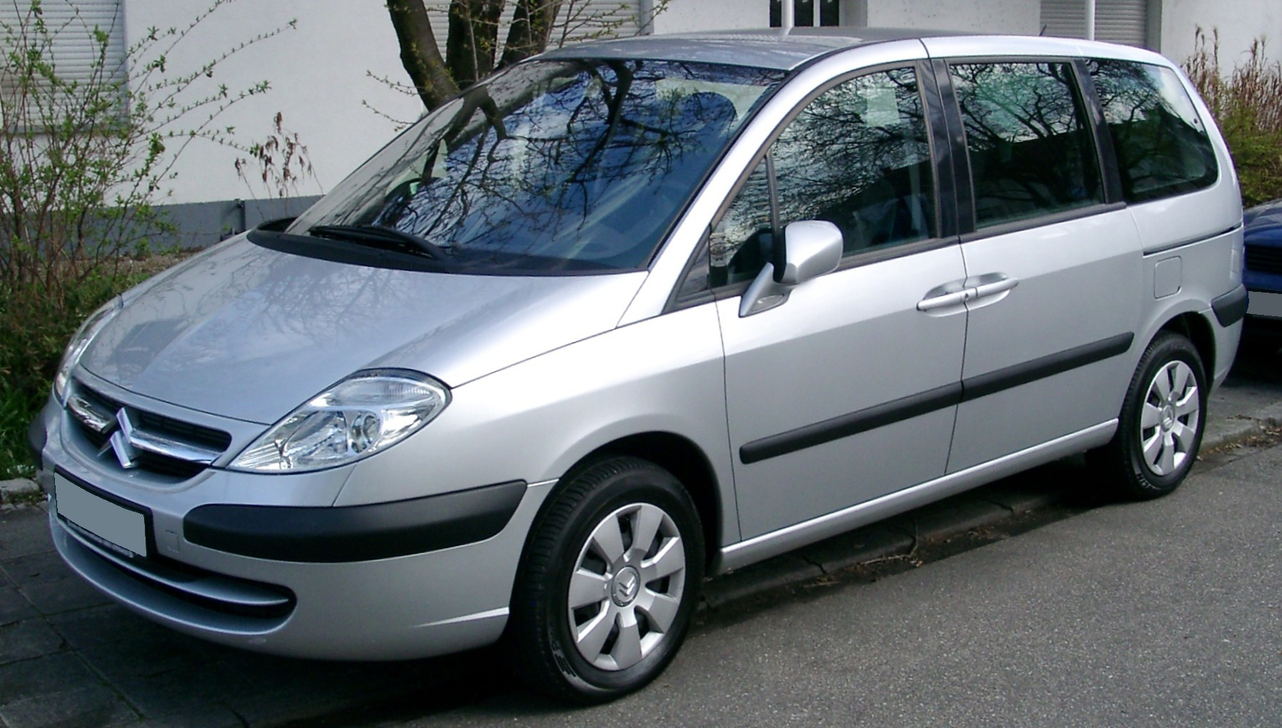 CITROEN C8 brown