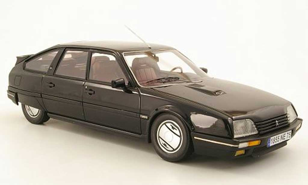 CITROEN CX black