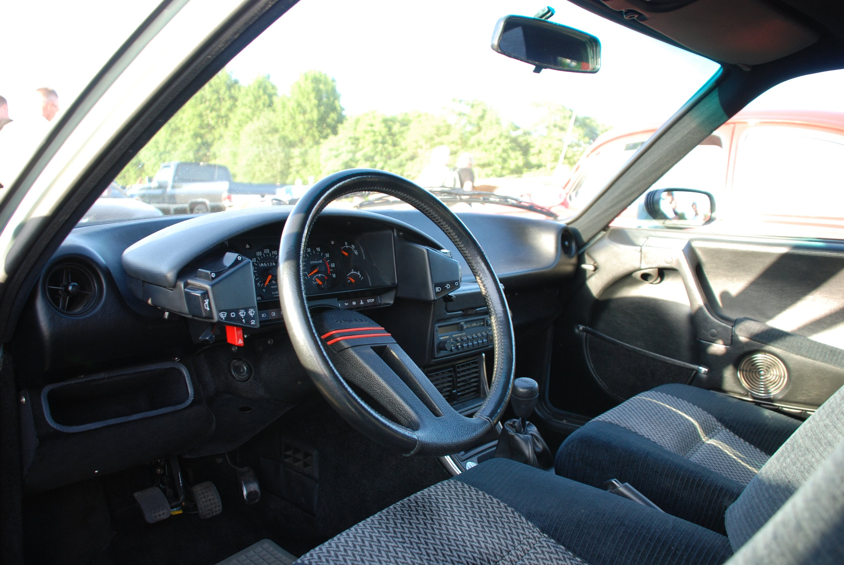 CITROEN CX interior