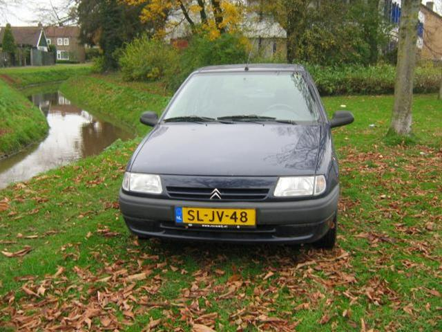 CITROEN SAXO 1.0 brown