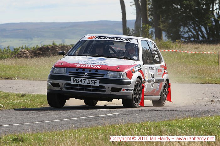 CITROEN SAXO brown