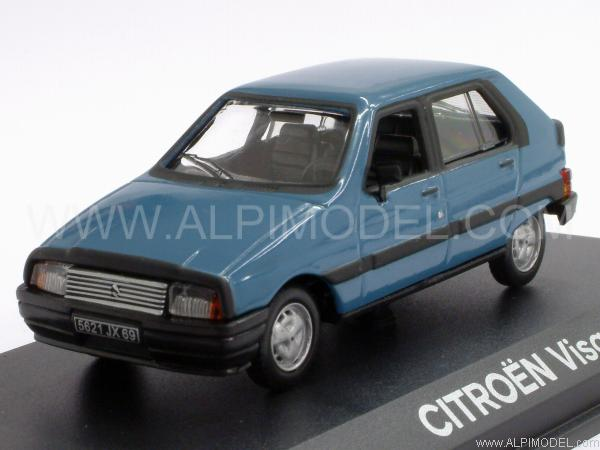 CITROEN VISA 14 blue