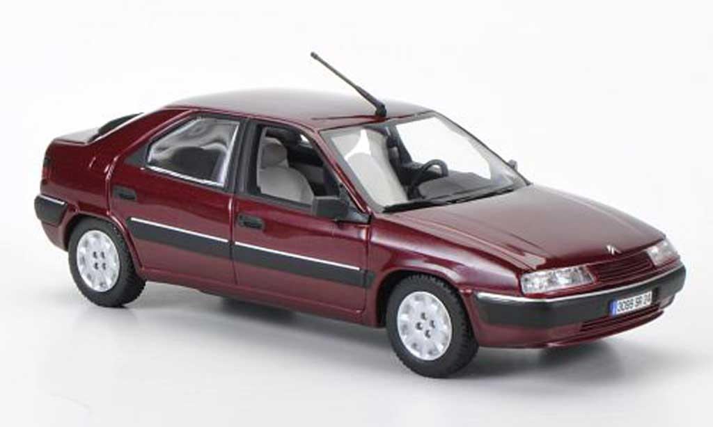CITROEN XANTIA red