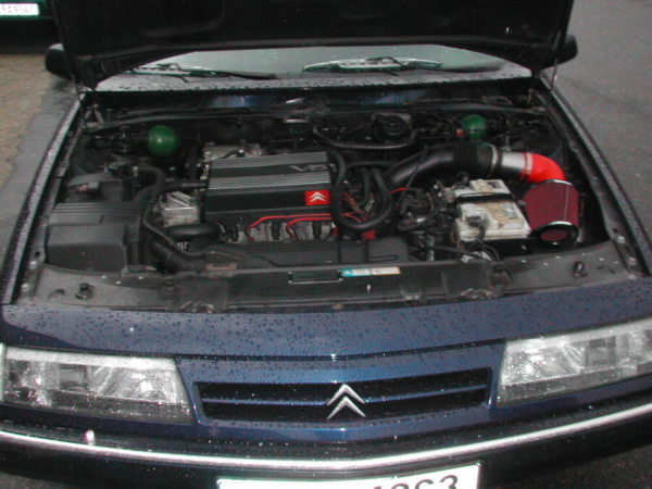 CITROEN XM engine