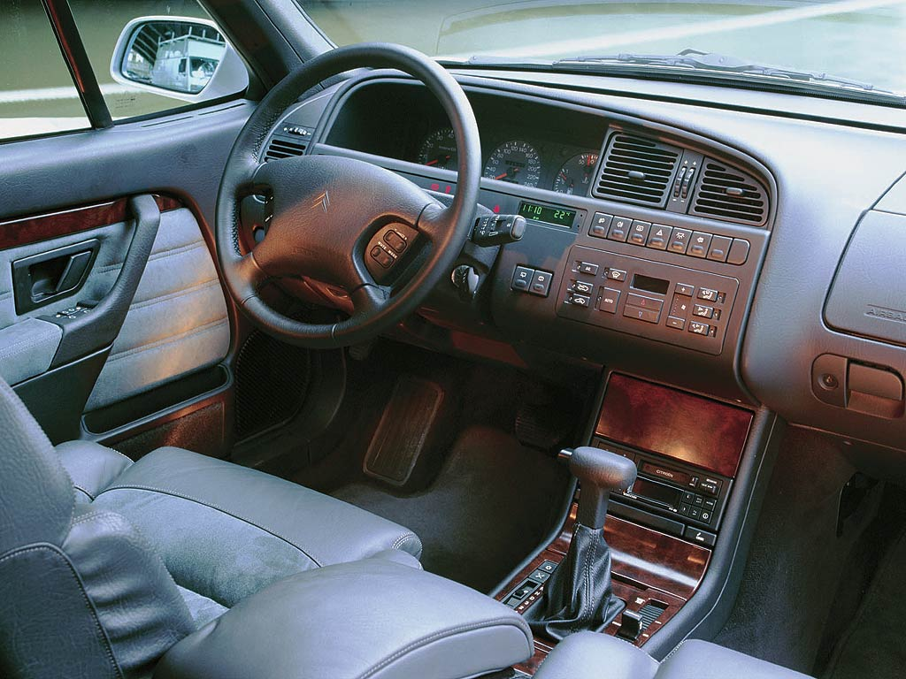 Citroen xm review and photos for Interieur xantia