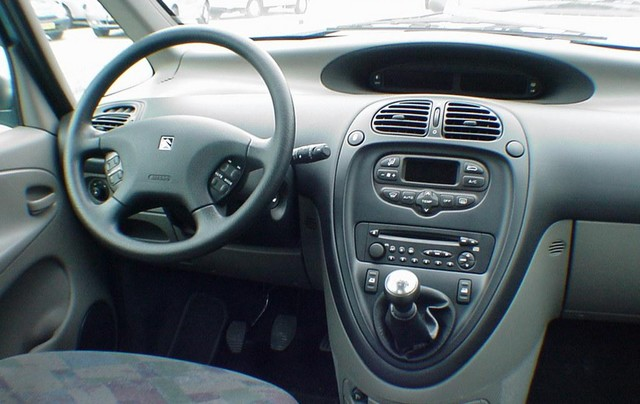 Citroen xsara picasso review and photos for Interior xsara picasso