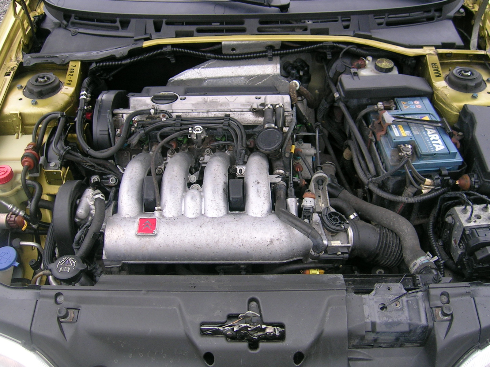 CITROEN XSARA engine