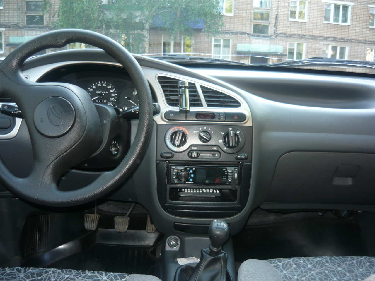 Daewoo Matiz Manual Lanos Review And Photos Interior