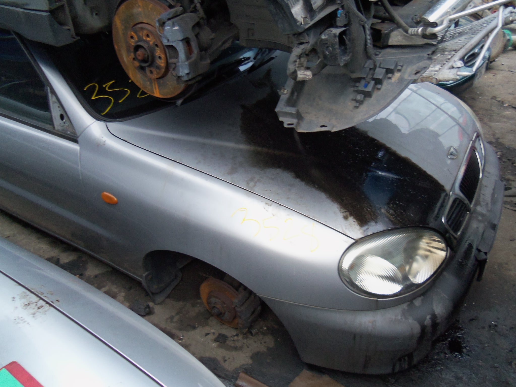 Daewoo Lanos Review And Photos 2001 Leganza Engine Diagram Nubira Wiring Silver