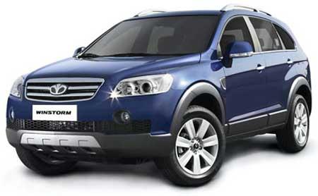 Daewoo Motors Declaring Bankrupt