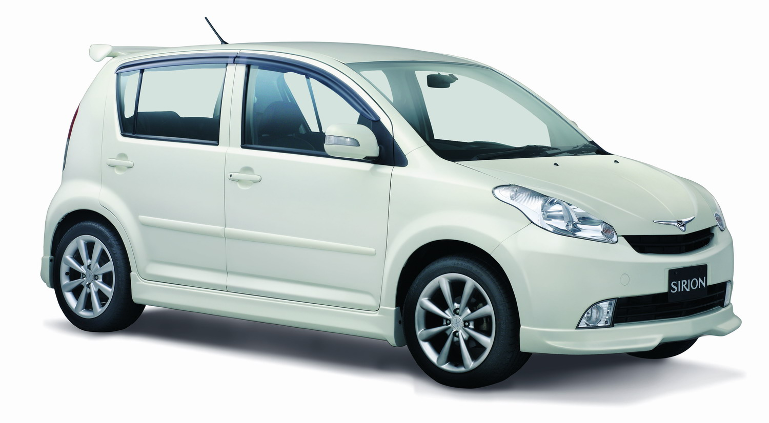daihatsu sirion review and photos. Black Bedroom Furniture Sets. Home Design Ideas