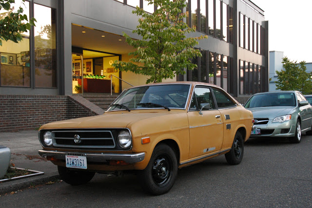 DATSUN 1200 brown