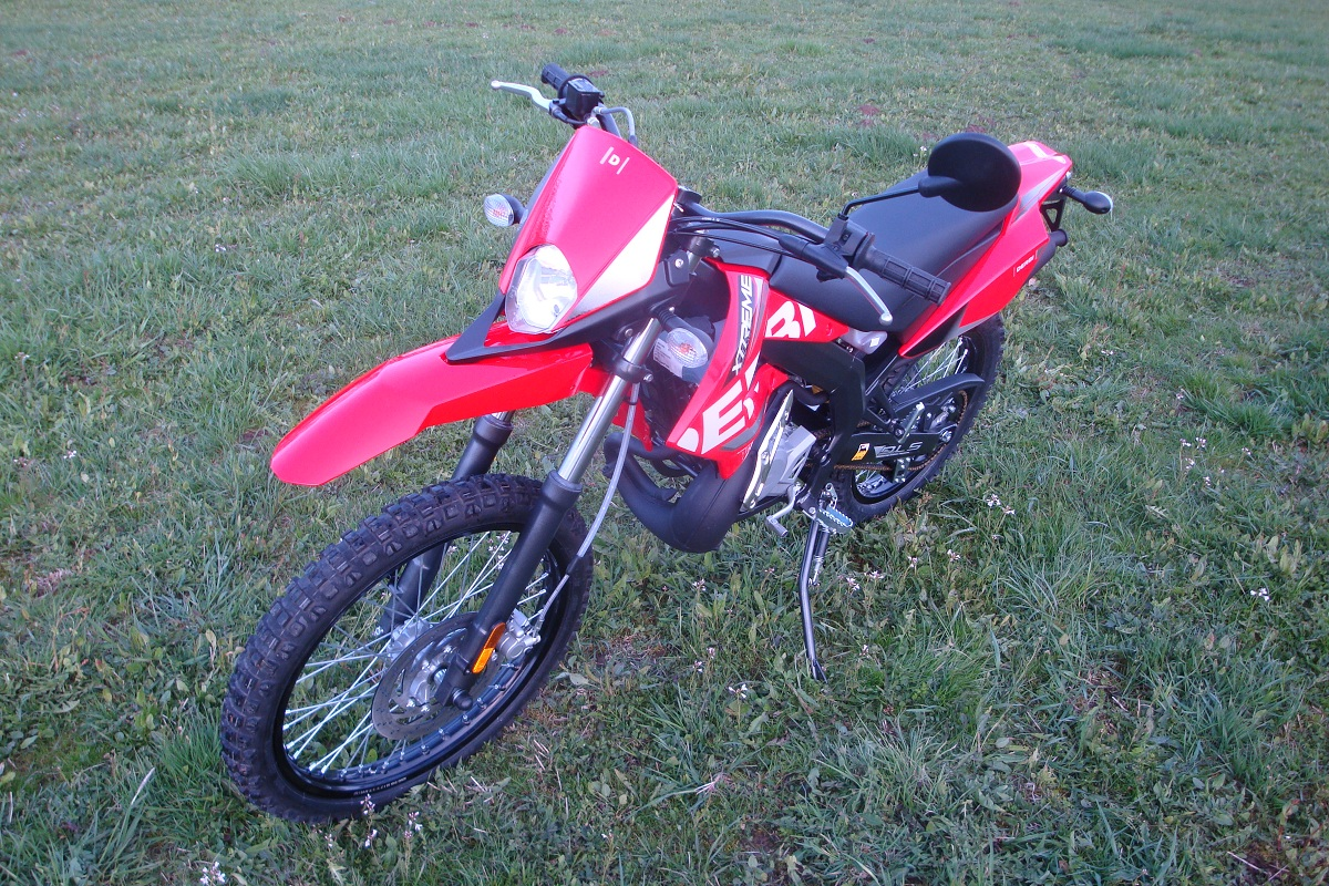 DERBI DRD brown