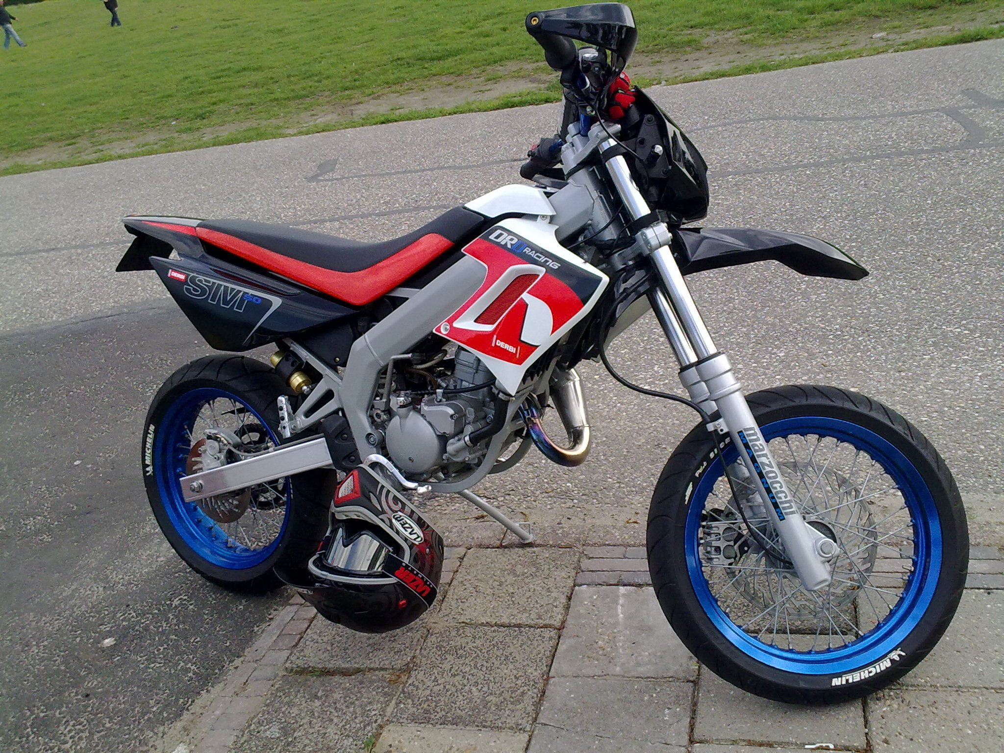 derbi senda drd pro review and photos