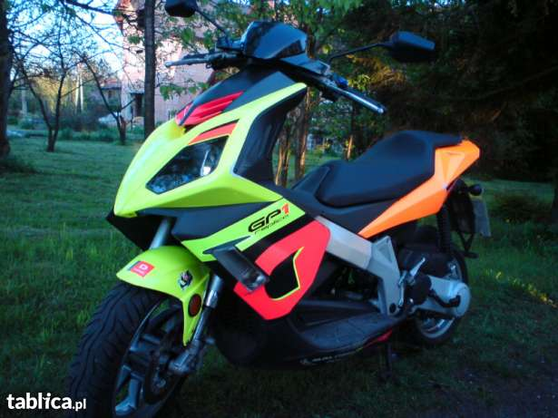 DERBI GP1 green