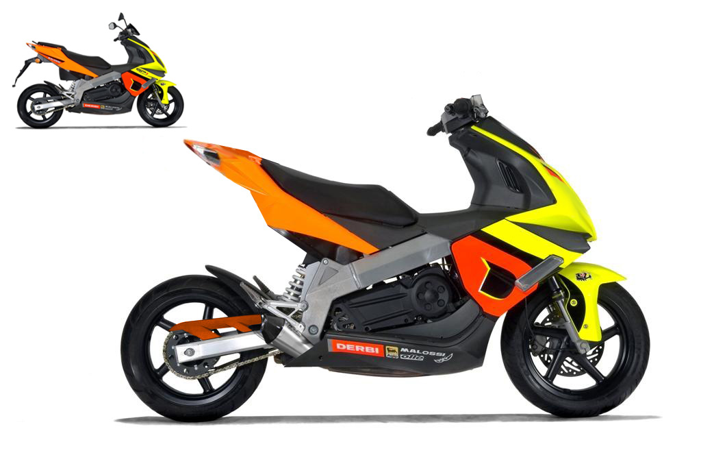 DERBI | Scooter News and Reviews | Scootersales