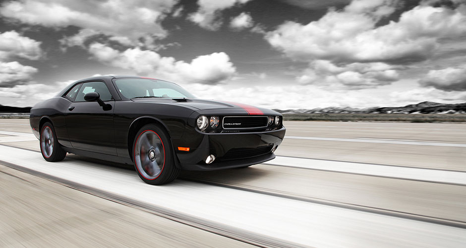 dodge wallpaper (Dodge Challenger)