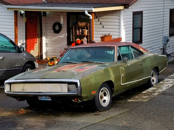 dodge charger 440