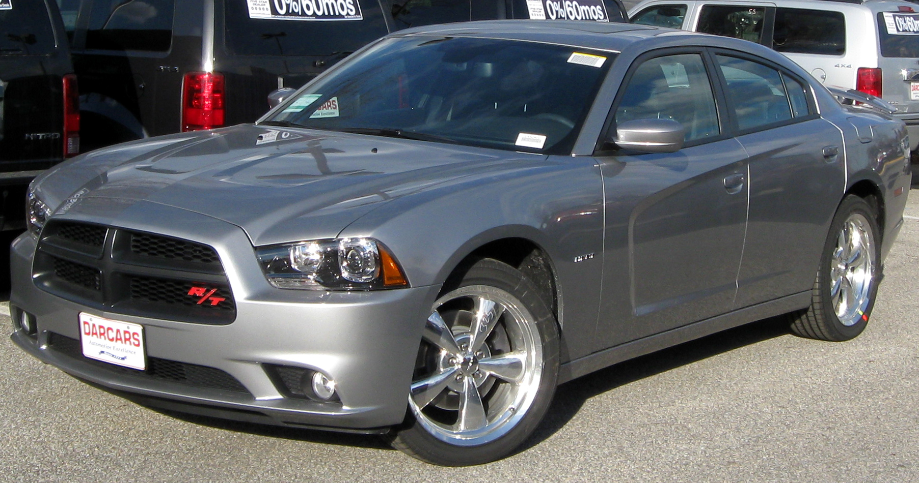 dodge charger - review and photos