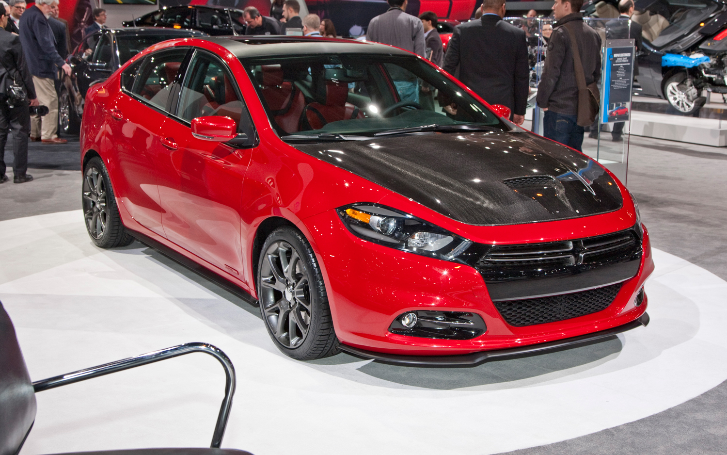 dodge dart review and photos. Black Bedroom Furniture Sets. Home Design Ideas