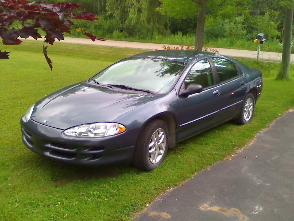DODGE INTREPID ES blue