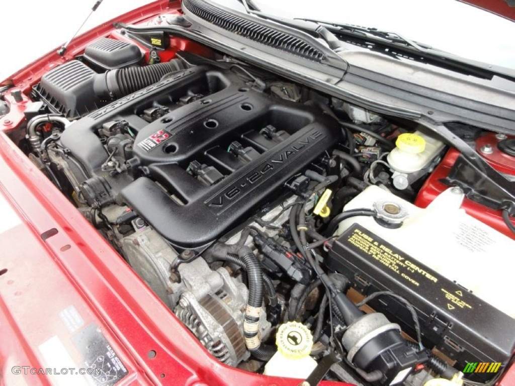 DODGE INTREPID ES engine