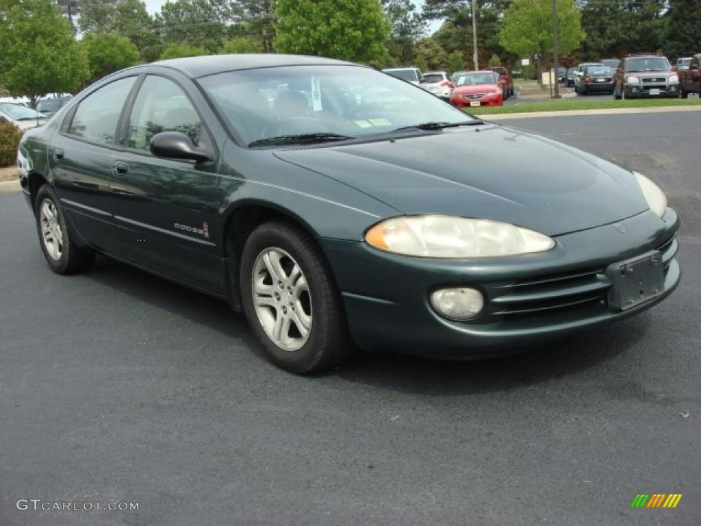 DODGE INTREPID ES green