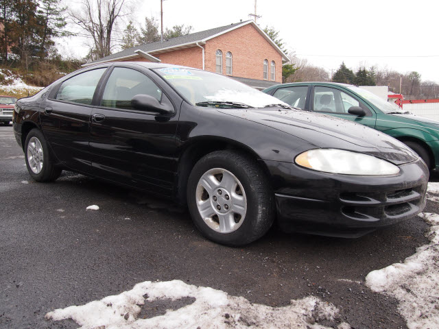 DODGE INTREPID black