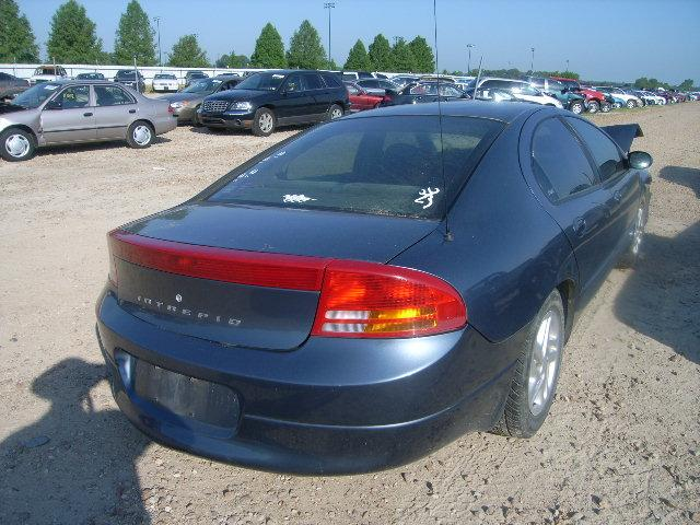 DODGE INTREPID blue