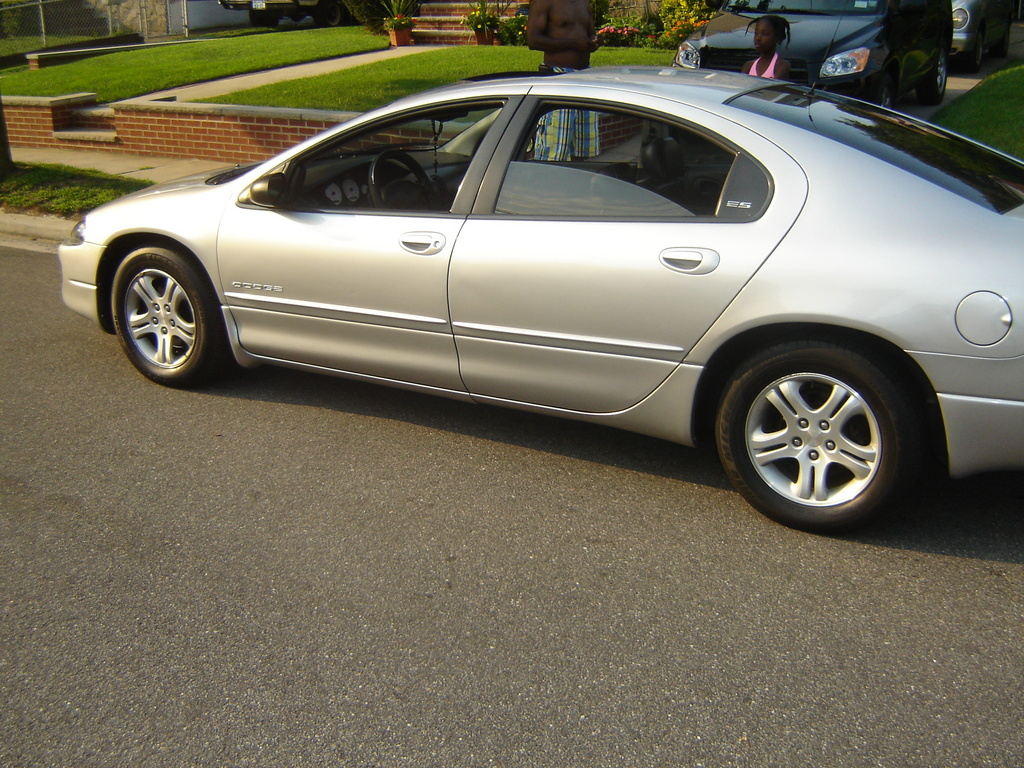 DODGE INTREPID silver